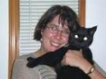 Paula Jane and cat