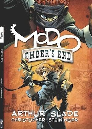 Modo - Ember's End, by Arthur Slade