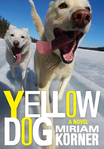 Yellow Dog, by Miriam Koerner